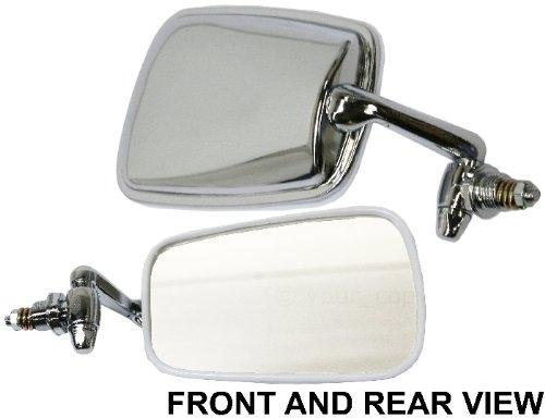 volkswagen beetle side mirror - 6