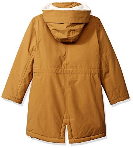 Helly Parka Jr Brown Vilde Hansen Brunette Jacket 7wUP6Fqp7