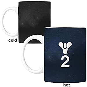Official Destiny Awaken Dead Ghost Heat Reactive Mug