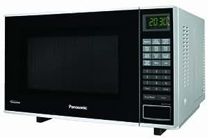 "Panasonic NN-SF550M ""FLAT INTERIOR CAVITY"" 1.0 cuft, 1000-Watt"