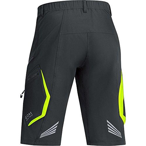 c669c966 bien maltratado Gore Bike Wear Element - Pantalón corto para hombre, color  negro