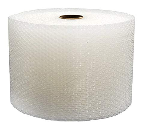 "URBANFLIP Cushioning Bubble Wrap Roll 165 ft, 3/16"" x 12""(Width), Perforated Every 12"", Small Bubble, Shipping Supply Made in USA Quality Bubble"