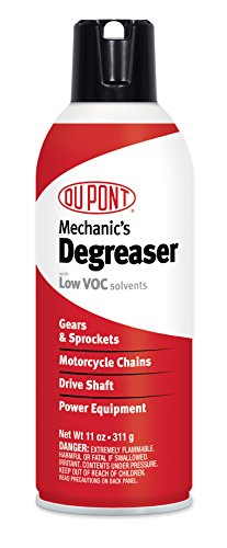 DuPont Motorcycle Degreaser for Chain and Sprockets Aerosol, 11 oz