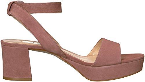 Women's LK dark Sandal Alie BENNETT Heeled Pink Pink zxxq41U