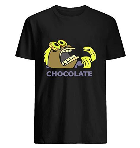 Chocolate Fish from Spongebob Cotton short sleeve T shirt, Hoodie for Men Women Unisex -