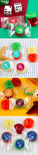 Personalized Life Savers - Set of ()