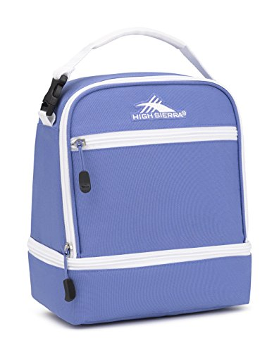 High Sierra Stacked Compartment Lunch Bag, -