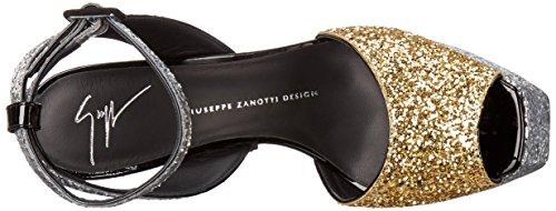 Giuseppe Zanotti Women's Platform Dress Sandal Gold b8JzLawF1