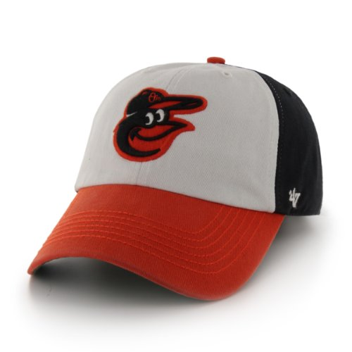 fan products of MLB Baltimore Orioles Cap, Black, Large