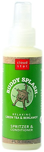 Cloud Star Buddy Splash Green Tea and Bergamot Dog Spritzer by Cloud Star (Star Buddy Cloud Splash)
