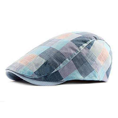 para Libre qin B Damas Gorras Sombreros Aire para para al hat Sombreros Boinas Tiempo Libre Hombres Moda C GLLH Sombreros el de Zqw7x7p