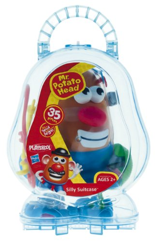 Playskool - 364181480 - Jouet Premier Age - Mallette Mr Patate