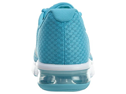 da NIKE Bambina GS Air 2 Sequent Ginnastica Scarpe Max Blue Pw1YUP