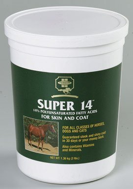 Super-14 Skin & Coat Supplement by Farnam