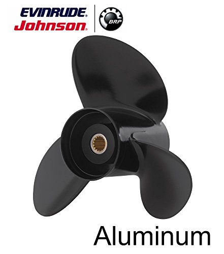 Evinrude/Johnson/OMC Cobra OEM Prop 14.3x21 Propeller 765189 (177136,763469) primary