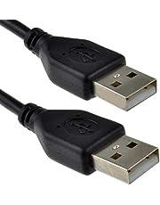 كابل USB 2.0 ذكر إلى ذكر - 1.5 متر