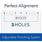 Swingline Desktop Hole Punch, Light Touch Metal