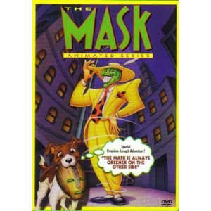amazon com the mask animated series the mask is always greener