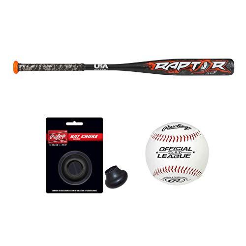 (Rawlings 2018 Raptor USA Youth Baseball Bat (29