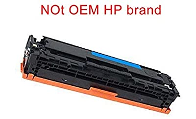 Photosharp cyan compatible laserjet Pro MFP M377 series replacement ink toner cartridge for HP 410X (CF411X) laser-jet M377dw all-in-one color Printer,Copier, Scanner, Fax machine