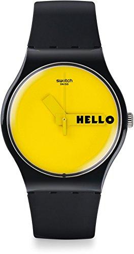 Swatch CIAO TUTTI Unisex Watch SUOB120