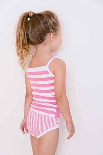 b81e19ac856 Feathers Girls Butterfly Print Tagless Briefs Underwear Super Soft Panties  3 -Pack