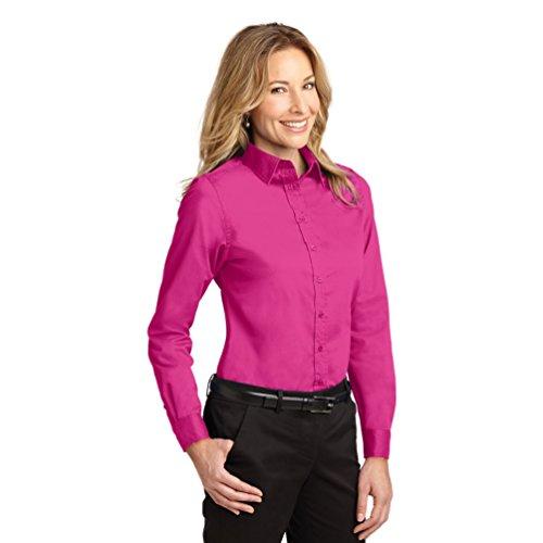 Port Authority Damen Kleid Gr. XXX-Large, Tropical pink