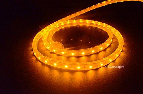 long-term-5m-smd5050-110v-high-voltage-series-led-strip-light-anti-aging-crystal-clear-pvc-tubing-ip