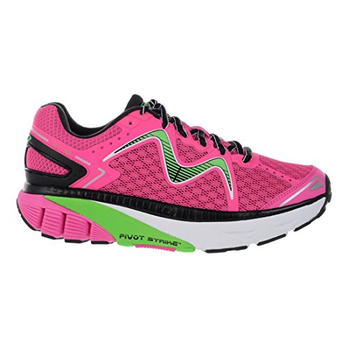 W Chaussures Femme Running black Gt 481y Mbt lime Fuschia 16 De Green tFqwAEERx