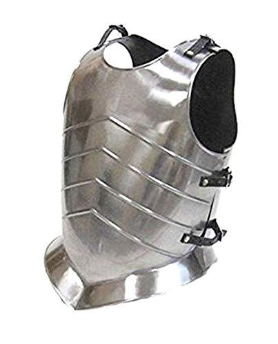 Medieval Steel Breastplate Wearable Costume Armor