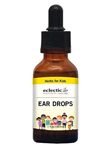 Eclectic Institute - Ear Drops Kids, 1 oz