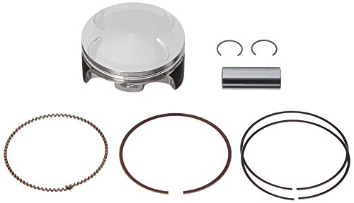 Wiseco 4941M08900 89.00mm 11:1 Compression 450cc Motorcycle Piston Kit