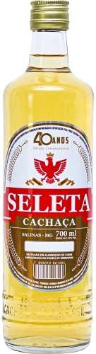 Cachaça Seleta com Rosca 700 Ml