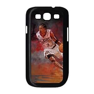 Allen Iverson Samsung Galaxy S3 9 Cell Phone Case Black 6KARIN-212143