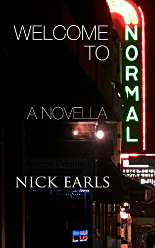 book cover of Welcome to Normal