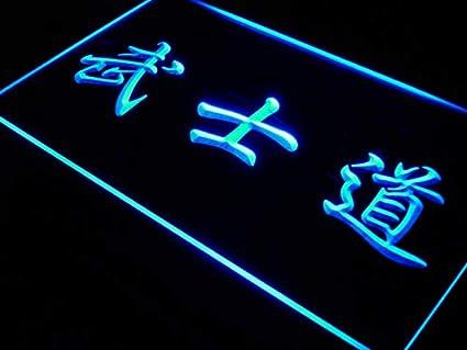 ADVPRO Japanese Samurai Katana Bar Beer LED Sign Neon Light