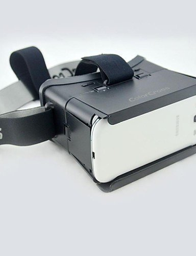 "3D Glasses ColorCross Universal Virtual Reality 3D Video Glasses for 4~7"" Smartphones"