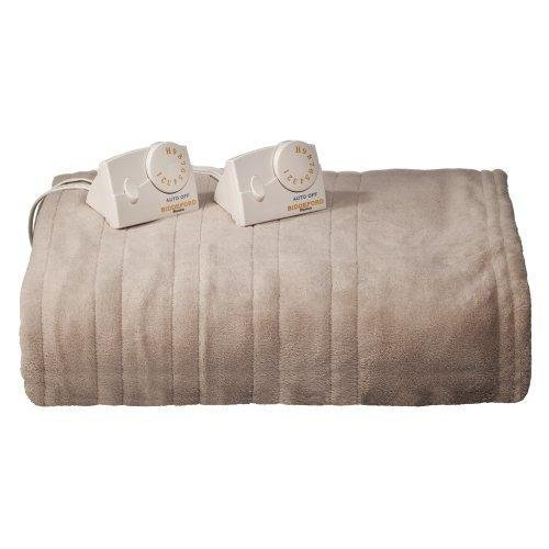 Biddeford Microplush Electric Blanket Black Friday Deal