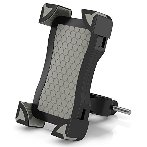 ARTIX Bicycle Mount Phone Holder for Bike, Cradle Stand Features 360 Rotation Capability and Universal Clamp for iPhone/Android/Samsung/Nexus