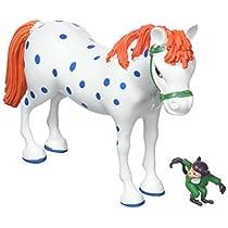 Pippi Langstrumpf 44.3691.00 El caballo y el mono Set de 2 figuras
