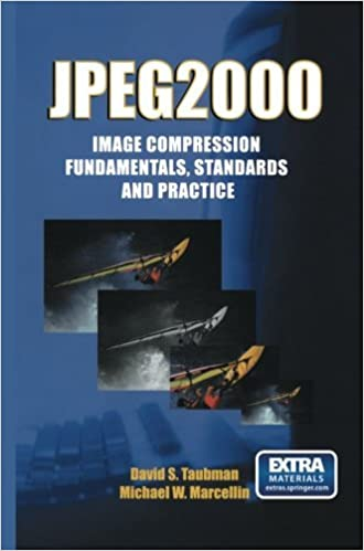 JPEG2000 Image Compression Fundamentals, Standards and Practice (The Springer International Series in Engineering and Computer Science) by David Taubman (2013-10-04)