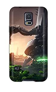 Hot Snap-on Endless Space Hard Cover Case/ Protective Case For Galaxy S5