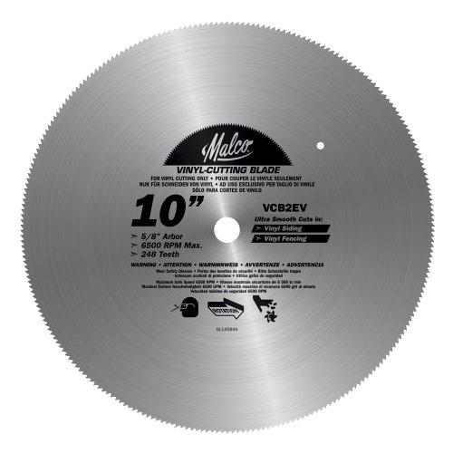 Malco Vcb2 Ev 10 Inch Vinyl Siding And Fencing Cutting