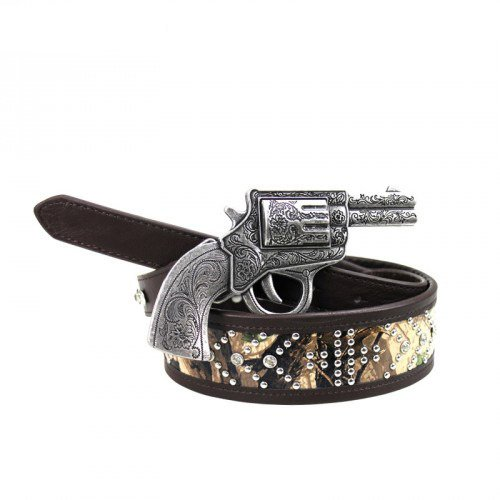 montana-west-womens-camouflage-belt-silver-pistol-green-coffee-medium