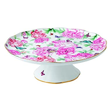 Royal Albert Gratitude Cake Stand Designed by Miranda Kerr, Large