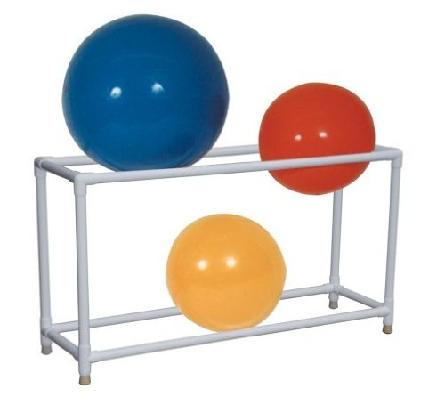 MJM International 7020 Ball Rack, 6 fl oz, 34'' Height x 62.5'' Length x 19.5'' Width by MJM International