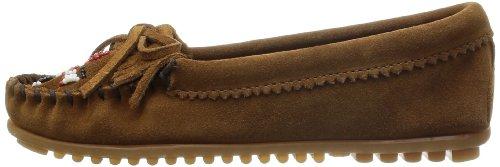 Thunderbird Para Minnetonka Zapatos Mujer dusty Marrone Brown Ii tanAdnqw