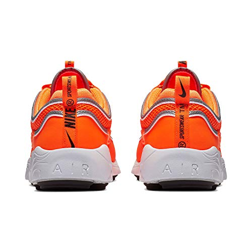 Nike Chaussures Multisport Zoom Se total Orange Air black white Homme Spiridon '16 Orange Multicolore noir blanc 800 Indoor gHcfqgrw5