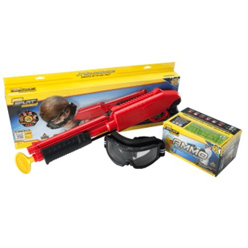 JT Splatmaster Z200 Shotgun Single Player Package - Red