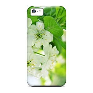 New Arrival Case Specially Design For Iphone 5c (pear Tree Flowers)
